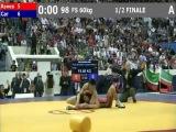 Битва титанов,чемпионат России по борьбе